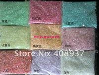 Стразы для одежды Best sell! Loose Jelly BLACK AB Color 2mm Taiwang round Acrylic Flatback Rhinestone 20000PCS/Bag