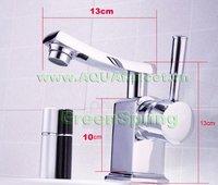 Смеситель для раковины Crown brass single lever basin faucet