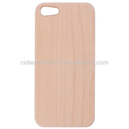 Luxury for iPhone5 Wooden Case Cover, Real Wooden Case for iPhone5