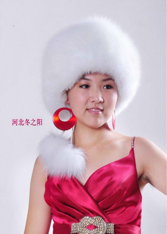 Монгольские шапки меховые