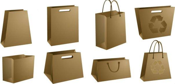 Paper Bag Design Template Paper Bag Template/design