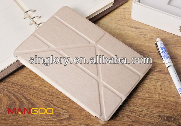 Flip leather case for ipad mini 2 ipad mini retina