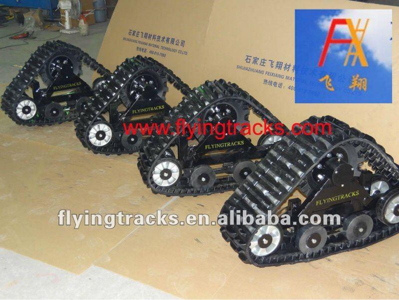 Track Systems For Atv Atv/utv All-terrain Track