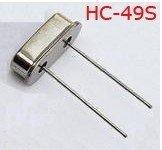Осциллятор 50 16,0 16 16M hc/49s