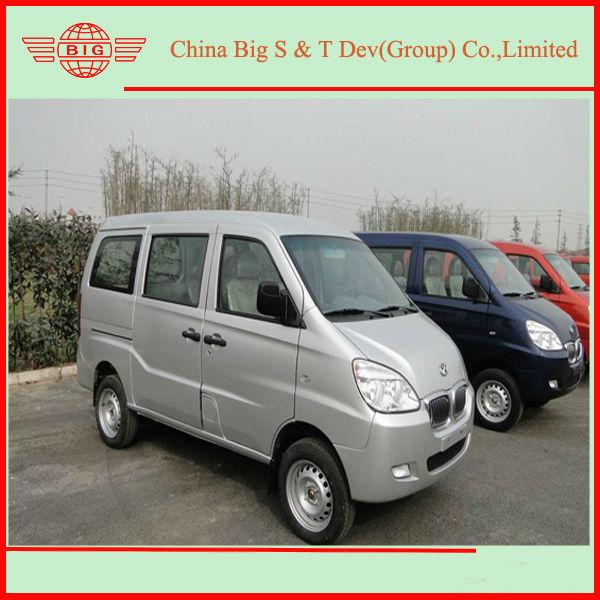 mini bus van BIG china manufacturer