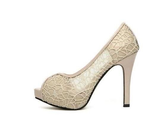 Туфли на высоком каблуке  3320
