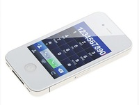 Мобильный телефон 3.2 inch TV FZ-i4 Analog TV Java Dual Cards Touch Screen Cell Phone