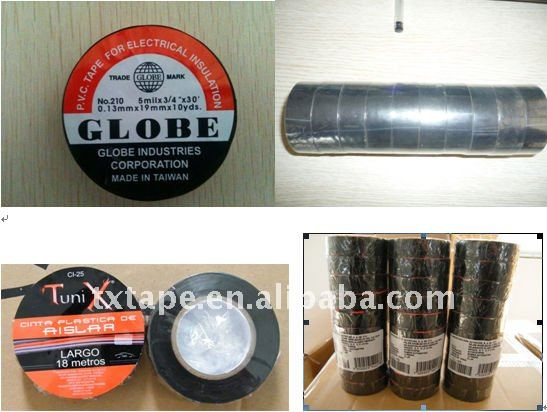 PVC insulation tape for electric wire