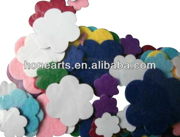 handicraft cat felt craft,diy craft felt
