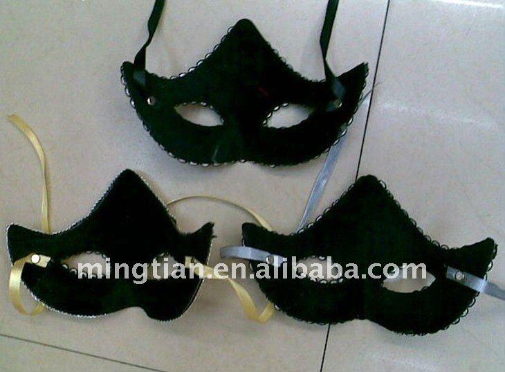 EVA hollowen party eye masks