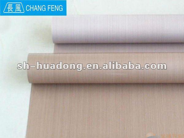 heat resistant insulation PTFE glass fiber fabric