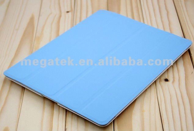Magnetic Smart cover for ipad , for ipad cover