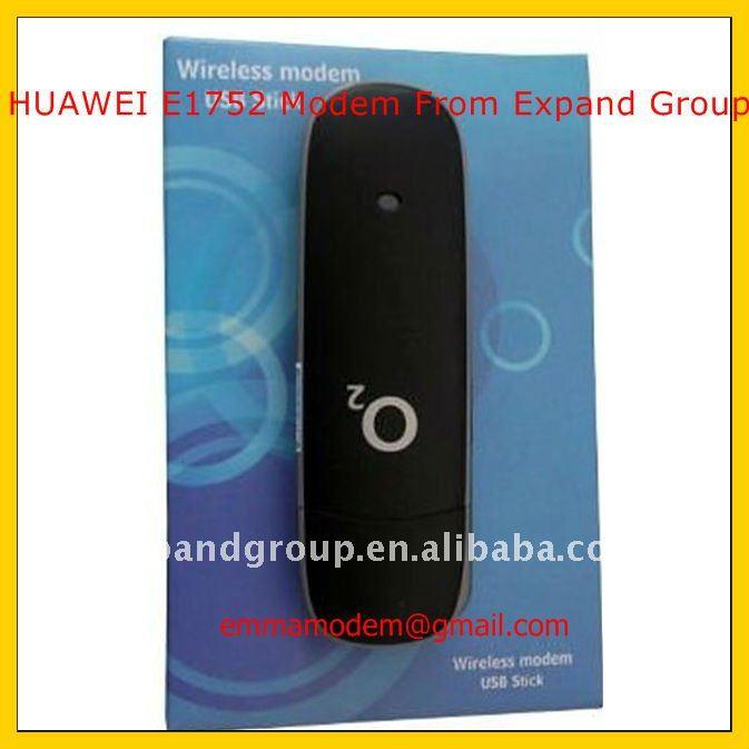 Broadband Huawei E1752 HSPA USB Stick Huawei Mobile