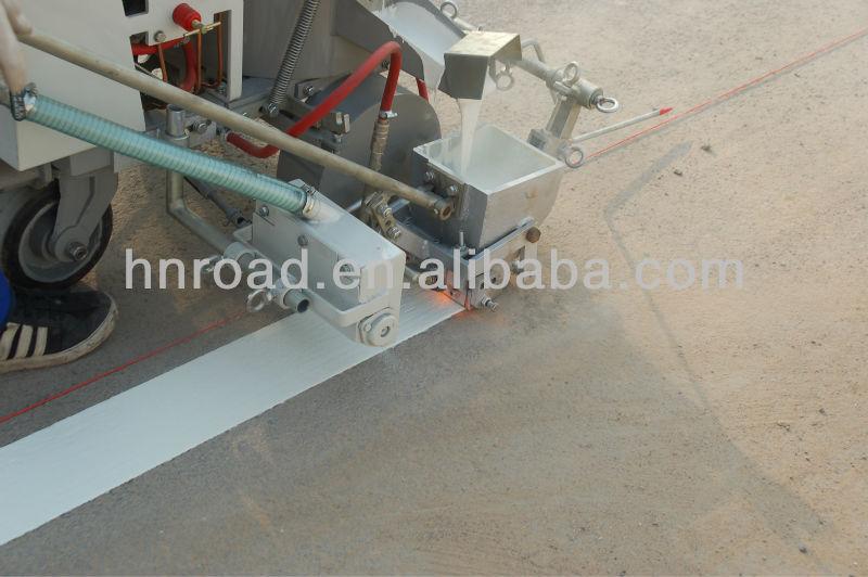 Hand Push Thermoplastic Lane Marking Machine