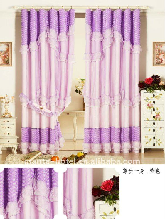 Luxury European Style Window Curtains - Buy European Hotel Curtain ...