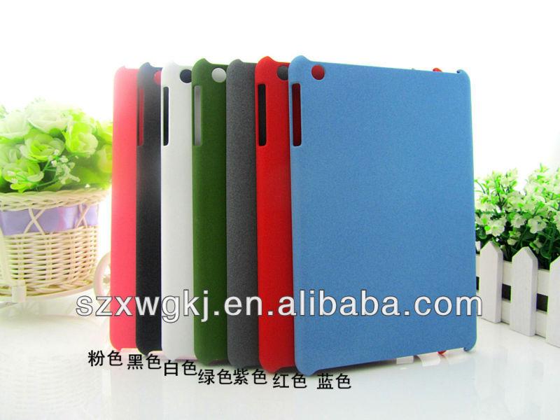 faddish matte hard case for ipad mini