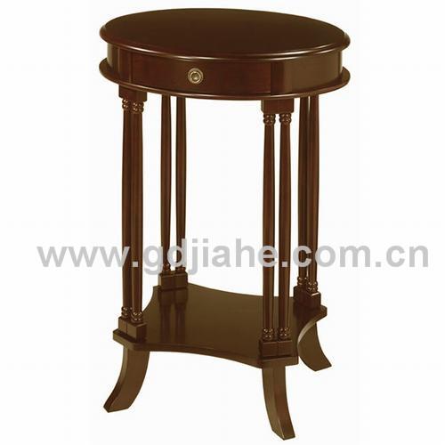 Wooden Center Tables : New design Living room wooden Side Table bedroom side center table