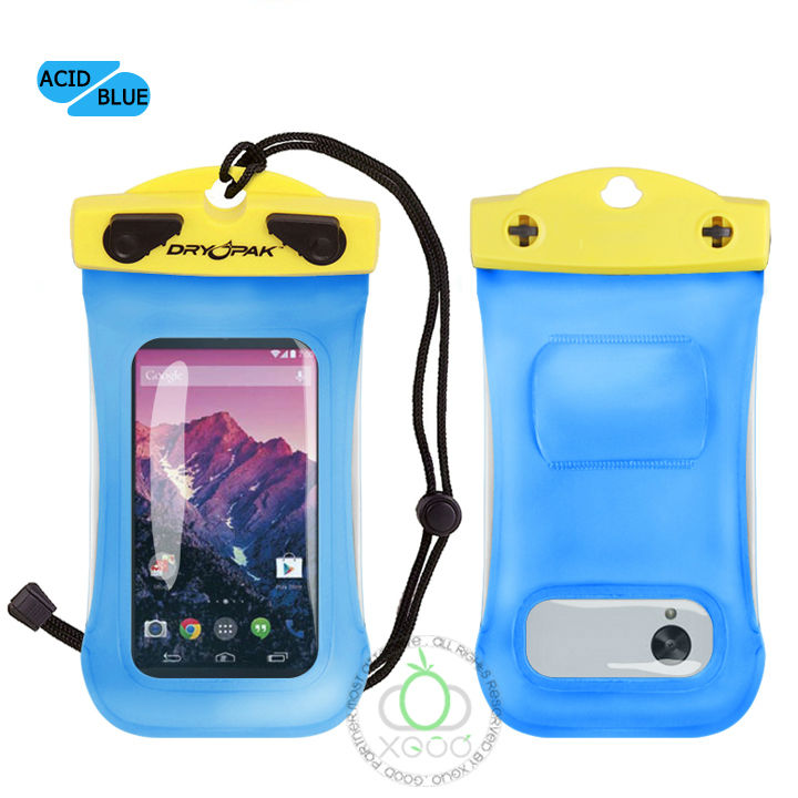new 2014 waterproof bag for phone,pvc waterproof bag
