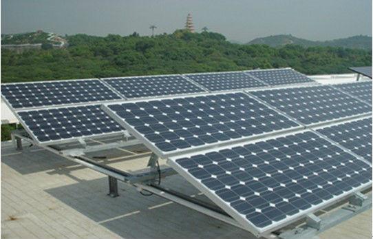Off Grid Solar Power Supply System SP-30KW Solar Power Generator
