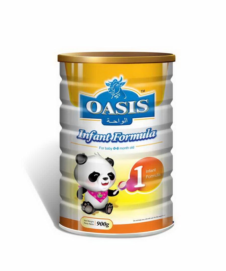 Infant formula baby milk powder