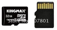 100% оригинальные kingmax карта памяти - 32 Гб микро sd карты 10 класса высокой скорости, полный потенциал, cpam