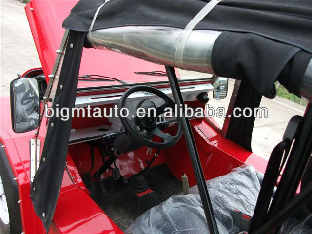 2013 new arrival four seat gas mini moke jeep for rent in island countries