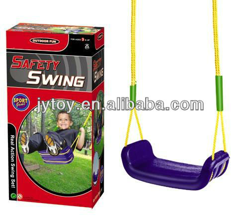 2013 Hot Sale Plastic Safety Swing For Kids,Toy Swing Set