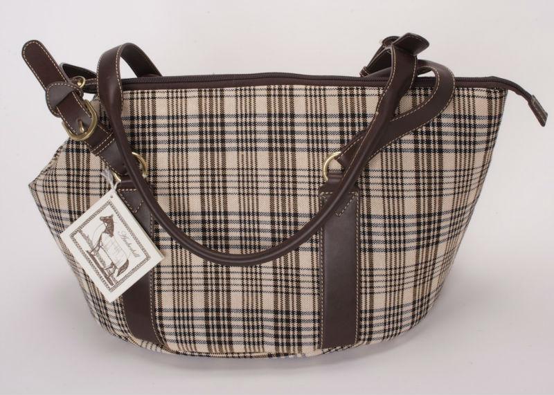 Baker Amberhill Dog Travel Carrier Tote Bag Small