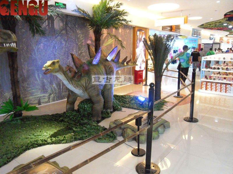 Science dinosaur museum theme park decorations buy for Amusement park decoration ideas