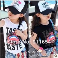 Футболка для девочки 107/210 5 /tshirt t