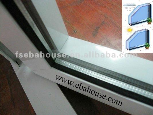 에너지 절약 알루미늄 여닫이 창 테라스 유리 문-문 -상품 ID ...