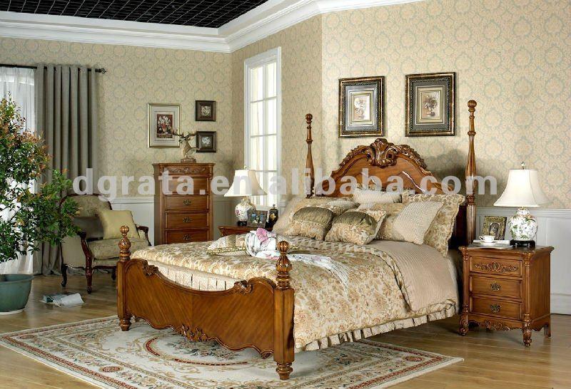 2012 nuevo diseño de muebles de dormitorio de madera ...