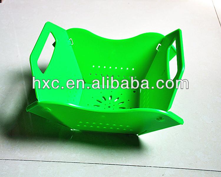 China plastic dish large plastic round tray 15cm/5.9inch