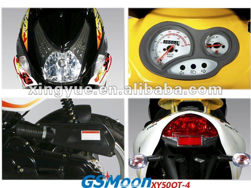 Beautiful cheap eec 49cc mini motorcycle Classic model