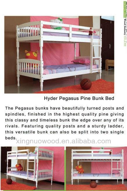 XN-LINK-K28 Baby Wooden Bed