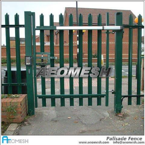 steel grills fence design 3