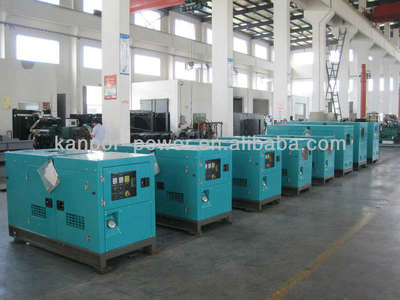 Top quality Cummins Manufacture diesel power generator