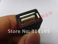 Кабель для передачи данных 100pcs/lot L shape Micro Male to Female USB OTG Adapter, USB OTG host data cable for GALAXY GS2 GS II I9100, I9300, S3 etc. XOOM N8