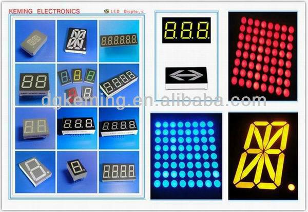 Full color red green blue square 8x8 dot array led rgb dmx led matrix