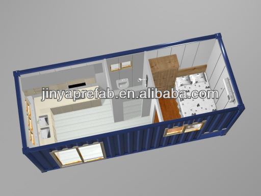 Luxury Widely-use cost efficient easy installation modern prefabricated container house