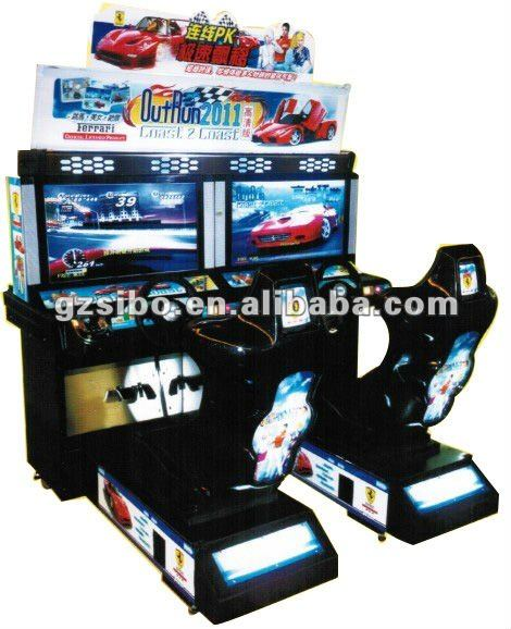 GM3101A adult video machines,ride on motorcycle,racing arcade machines