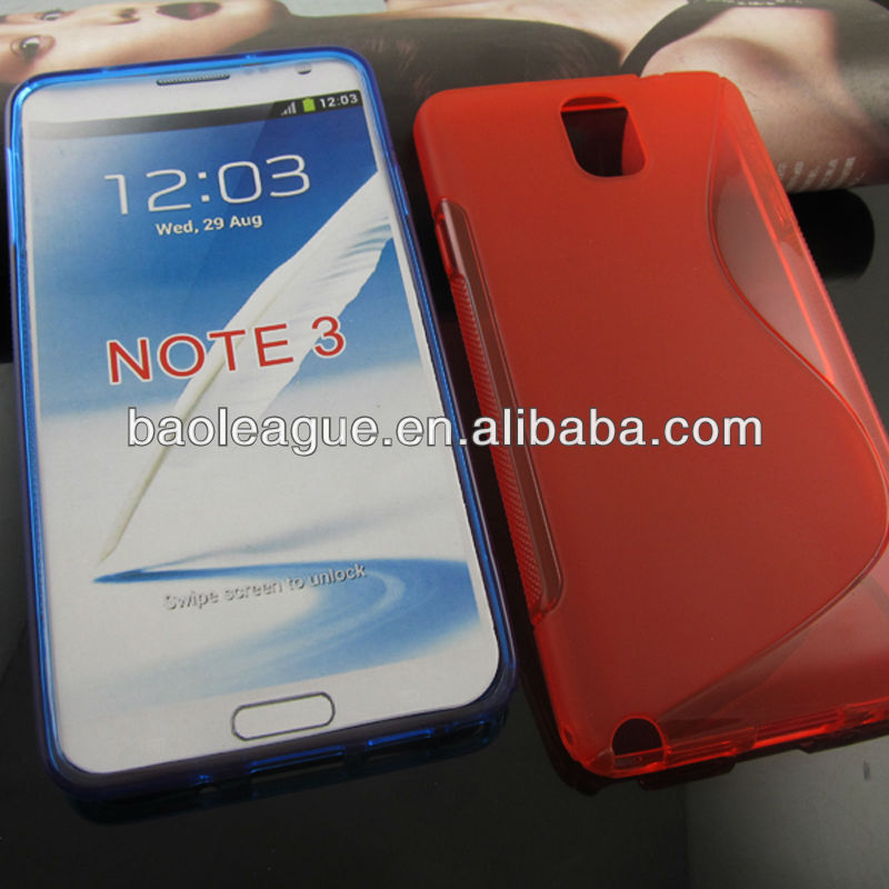 Brand New TPU Silicon Case For Samsung Galaxy Note 3 N9005