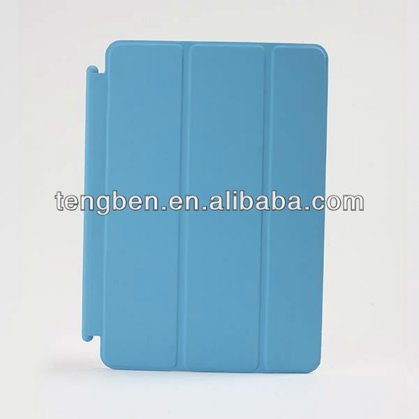 leather mini case for ipad (optional color)