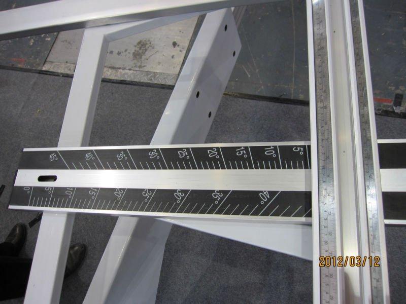 La lavorazione del legno mj6138td pannello di precisione ha visto