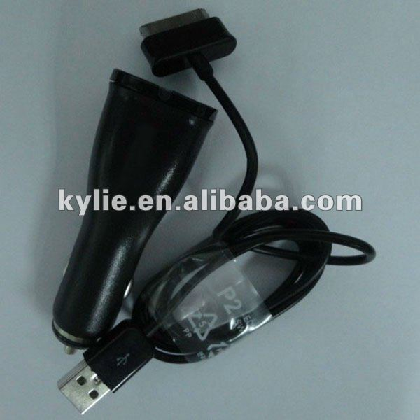 9v 2a car charger for samsung P1000