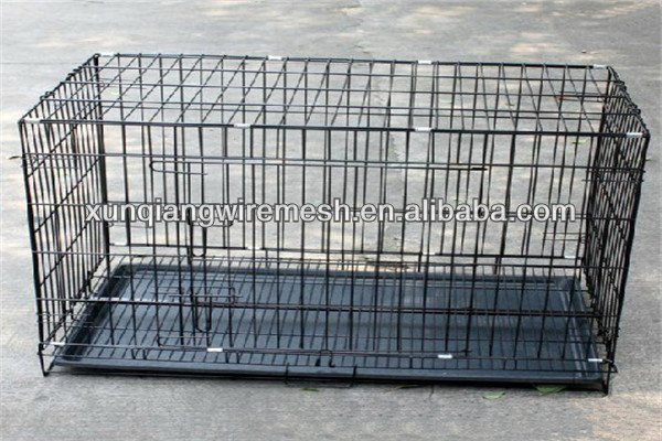 Steel Wire Dog Cage, Metal Pet Cage