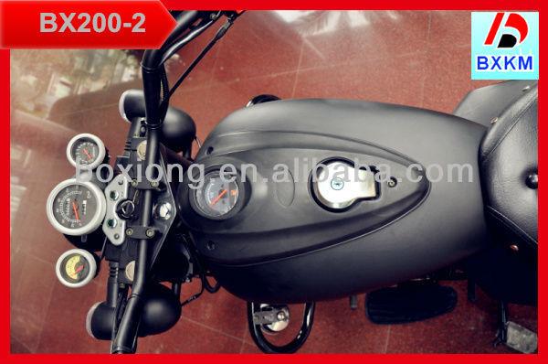 New powerful classic black 150cc chopper for sale