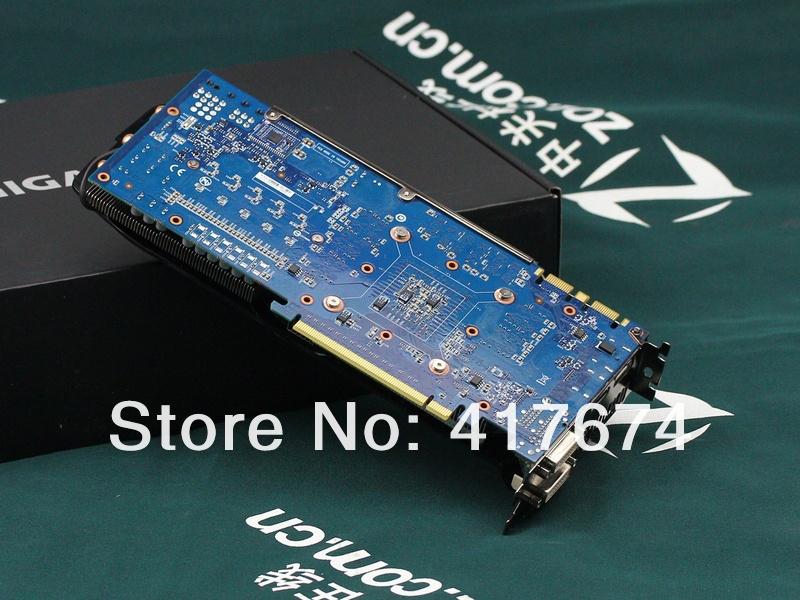 Видеокарта для ПК GIGABYTE gv/n760oc/2gd rev2.0 1085/1150 6008 /2 /256 bit GDDR5 GV-N760OC-2GD