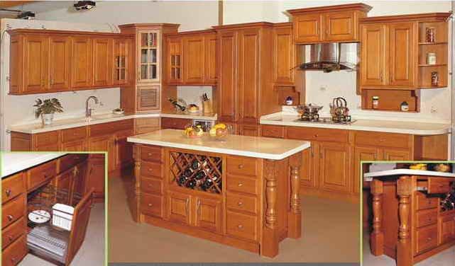 De Diseño Mueble Cocina Americana