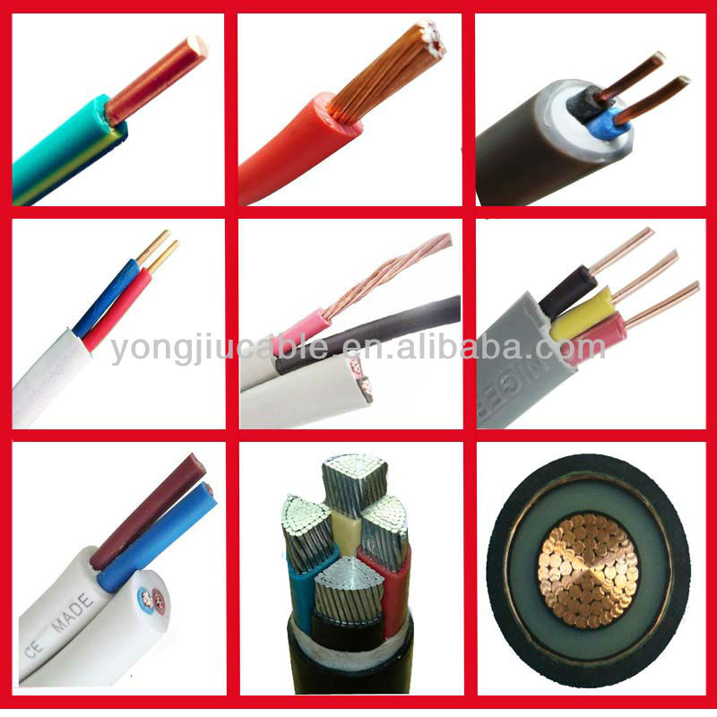 electrical wire prices 1.5mm 2.5mm 4mm 6mm 10mm 16mm